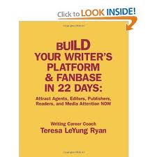 ebook Kindle- Build Your Writer's Platform & Fanbase In 22 Days