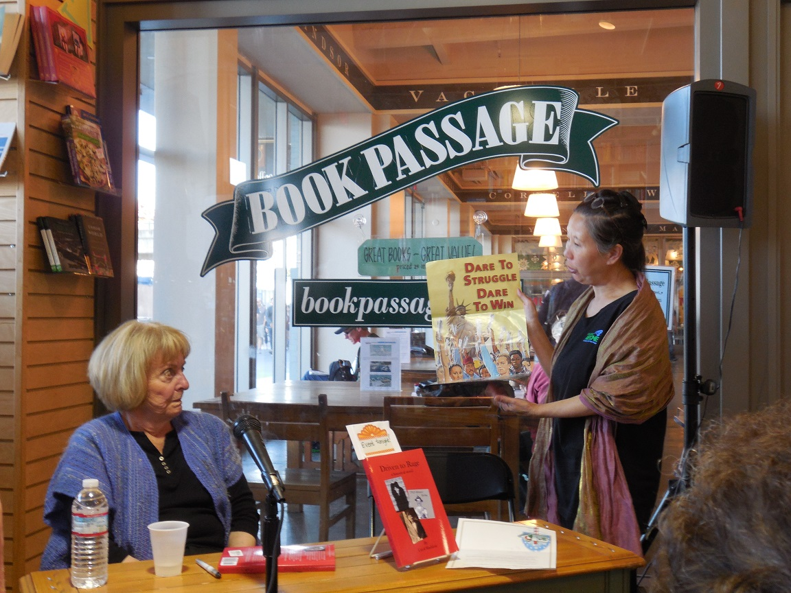 Carol Sheldon (author of historical novel about 1913 copper miners' strike) interviewed by Teresa LeYung-Ryan