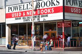 Powell's Books Portland OR