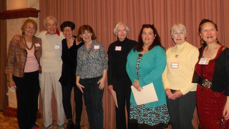 Winners of Redwood Writers Playwriting Contest 2012