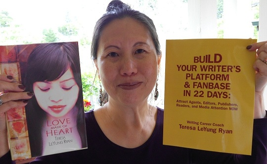Writing Coach Teresa LeYung-Ryan