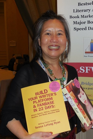 Author and Writing Coach Teresa LeYung-Ryan